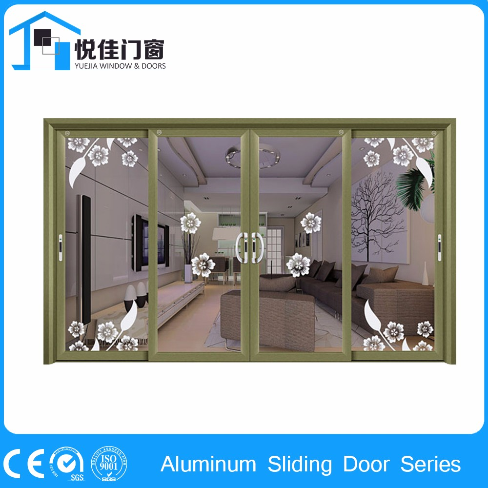 Clear view screen sliding glass doors retractable patio for Disappearing sliding glass doors