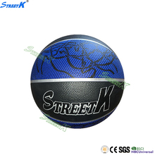 STREETK original manufacturer diameter of a customize your own basketball black