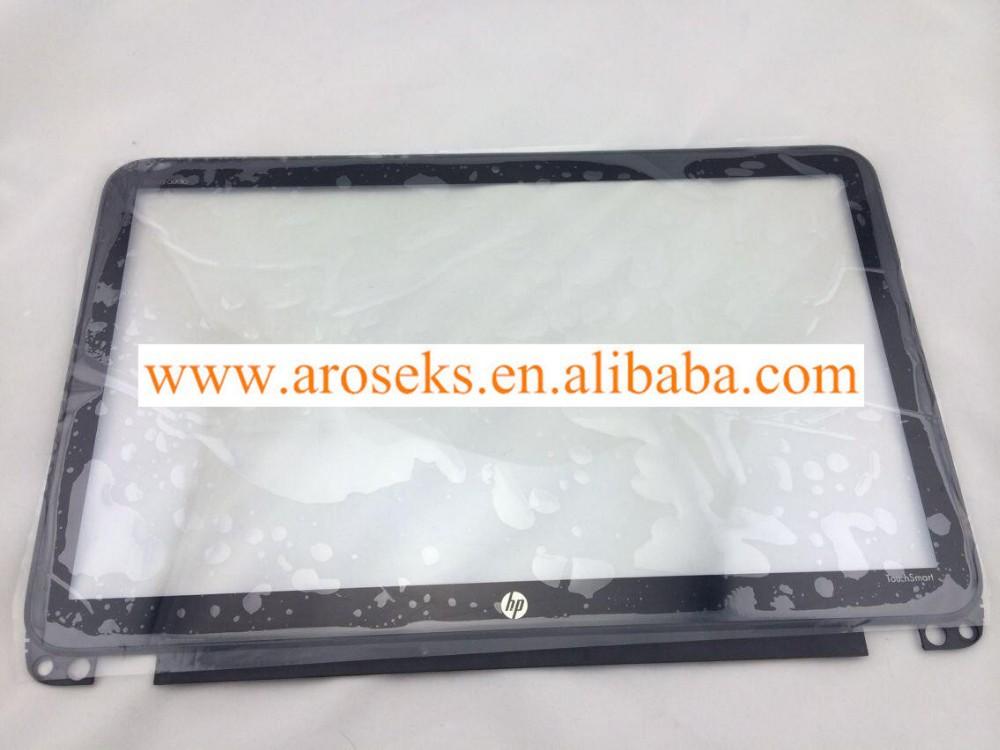 """6070B0660902 HP ENVY TS 15-J 15.6/""""Touch Digitizer Screen Glass Replacement+Bezel"""