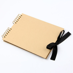 Wedding Photo Album Kraft Hard Paper Korea Album For Instant Camera Photo