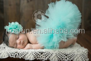 Prop Girl Tutu Skirt with Headband Outfits  Baby Clothes