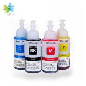 WINNERJET universal small bottle refill ink L800 L805 L1300 L801 L810 L850  L605 L655 L1455 for EPSON L series printers