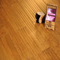 Yellow Birch Antique Surface Multilayer Engineered Wood Flooring With Low Price
