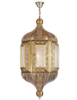 Arabic Lantern Lobby Modern Pendant
