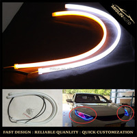 120CM Waterproof car led light strip decorate lamp for cars free shipping
