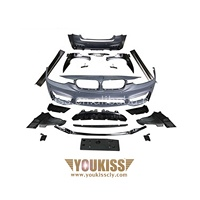 For BMW 3 SERIES F30 body kit change to BMW 3 SERIES F30 M3 Style high guality general body kit bumper