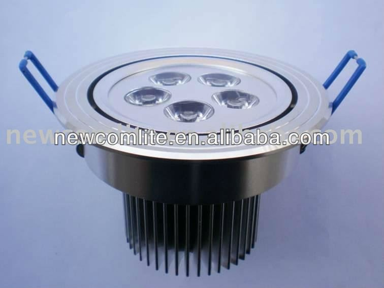 5led RGBW ceiling light