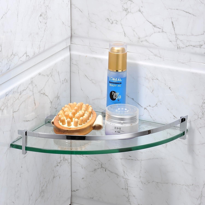 stainless steel bathroom shelves. Lightinthebox Novelty Chrome Finish Stainless Steel Bathroom Shelves Lavatory Home Decor Bath Shower Improvement Corner Wall I