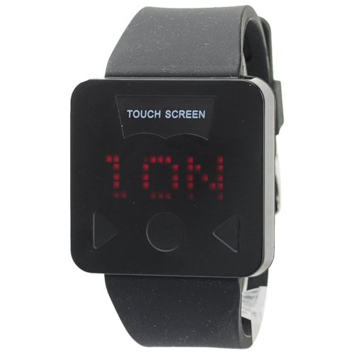 led watch black touch - photo #3