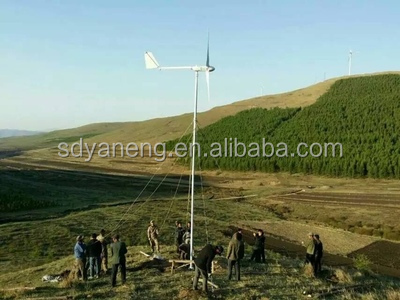 small wind turbines for working farms, businesses, rural properties, and community projects.