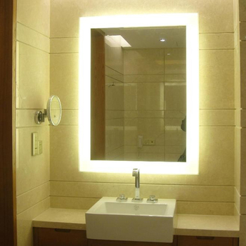 Modern Vanity Bathroom Mirror With