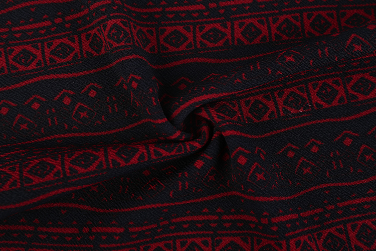 2019 best selling custom knitted liverpool african print spandex fabric