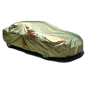 High Quality Sun Protection Heated Hail Car Cover waterproof