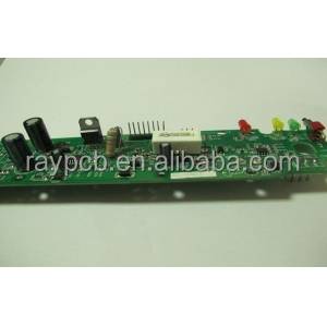 Automotive PCB Fabrication And Assembly Service , PCB Prototype Fabrication