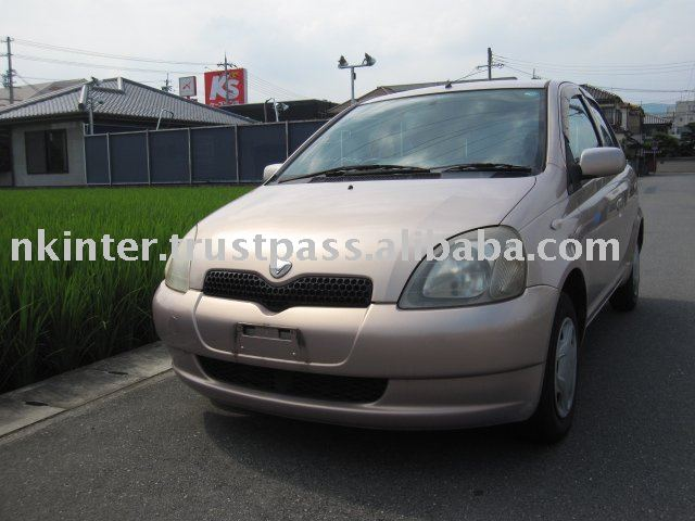 1999 TOYOTA VITZ Japanese Used Car [FOB PRICE US$1790]