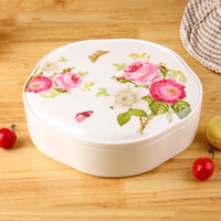 N138 Festival must-have round candy container box kids choclate candy box