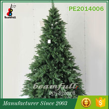 Supper Supplier Famouse Brand Artificial metal spiral christmas tree