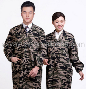 New style long sleeve uniform/construction work clothes
