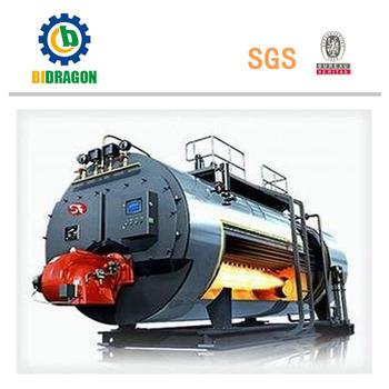 Erdgas-dampfkessel Zu Erzeugen Dampf In Der Industrie - Buy Erdgas ...