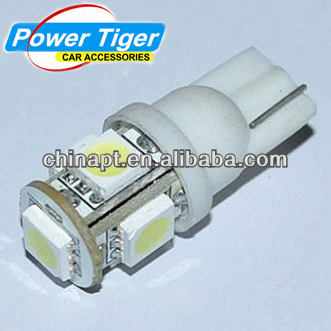 car led smd T10 canbus led dash light