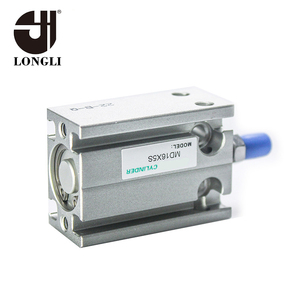 MD16 multi-position pneumatic lift cylinder