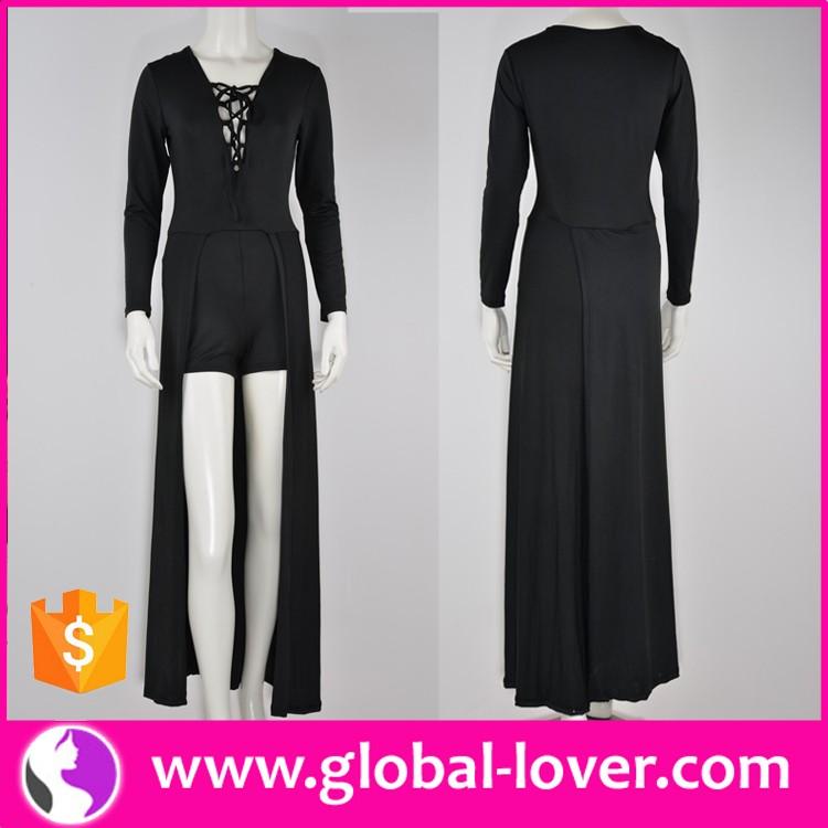 Designer Simple Lengan Panjang Pendek Depan Panjang Kembali Gaun Malam Muslim Buy Sederhana Gaun Panjang Gaun Lengan Panjang Lengan Panjang Muslim