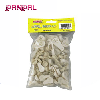Factory Hot Sale Assorted Sizes Total 100pcs Hard Drywall Picture ...