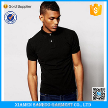 Newly Arrived Custom Cotton/Polyester Dri-Fit New Design Polo T Shirt