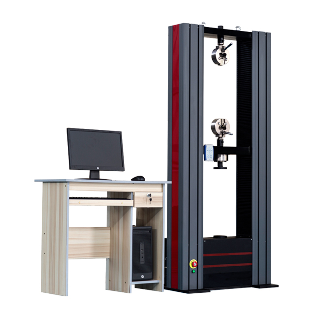 Tensile testing machine 50KN price computer controlled universal tensile testing machine