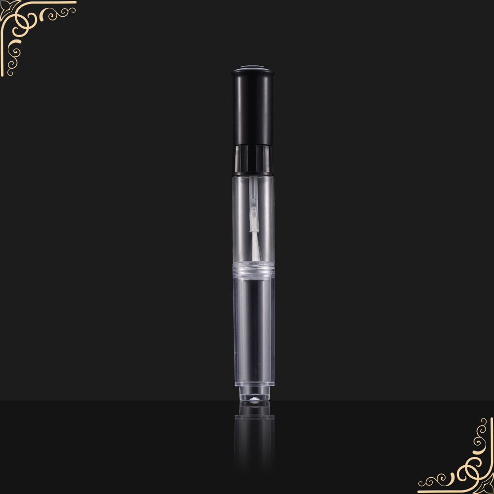 Plastic Cosmetic 12ml Twist Pen for Nail Varnish Oil