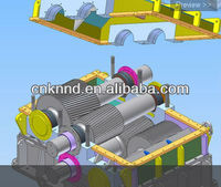 Gear reducers system