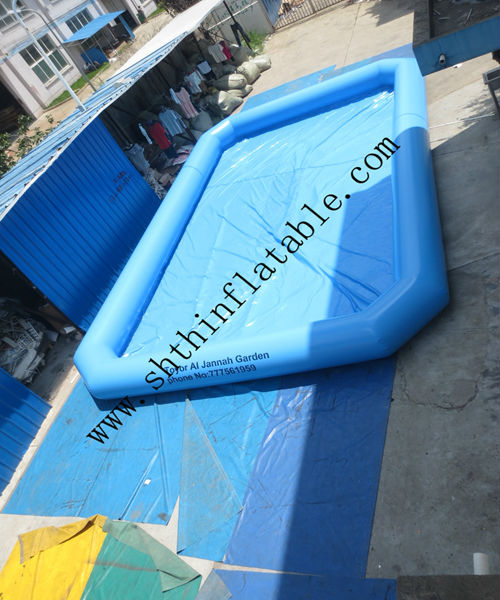 inflatable bumper cars water pool for sale