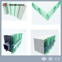 U Profile Channel Glass