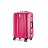 2019 New Invention 24 Inch Hard Shell ABS Trolley Bag Case With Combination Lock