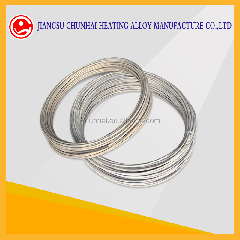 High Temperature Wire for Industrial Heating