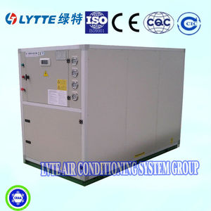 Water Source Heat Pump, Ground Source Heat Pump for Heating, Cooling and Sanitary Hot Water (LTWHM Modular Series)