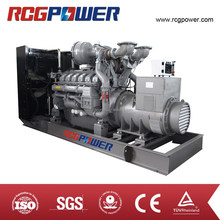 Factory supply doosan 600kw diesel generator price list
