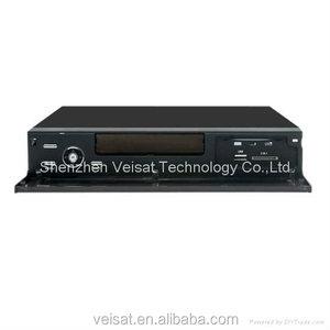 decoder az america s810b receiver set top box with card slot satellite  descramblers