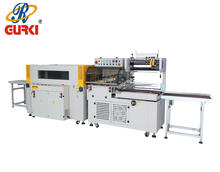 Great work POF film L sealer automatic shrink packing wrapping machine