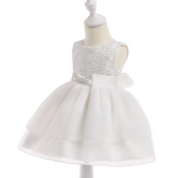 gedetailleerde foto's laagste korting op groothandel Baby Meisje Doop Witte Jurk - Buy Baby Meisje Kleding Jurk,Bloem Baby  Jurk,Baby Doop Schrijven Jurk Product on Alibaba.com