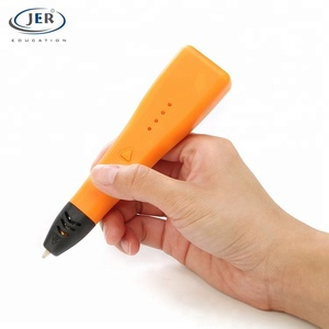 Alibaba new arrival JER 3D pen for kids 3D DIY drawing