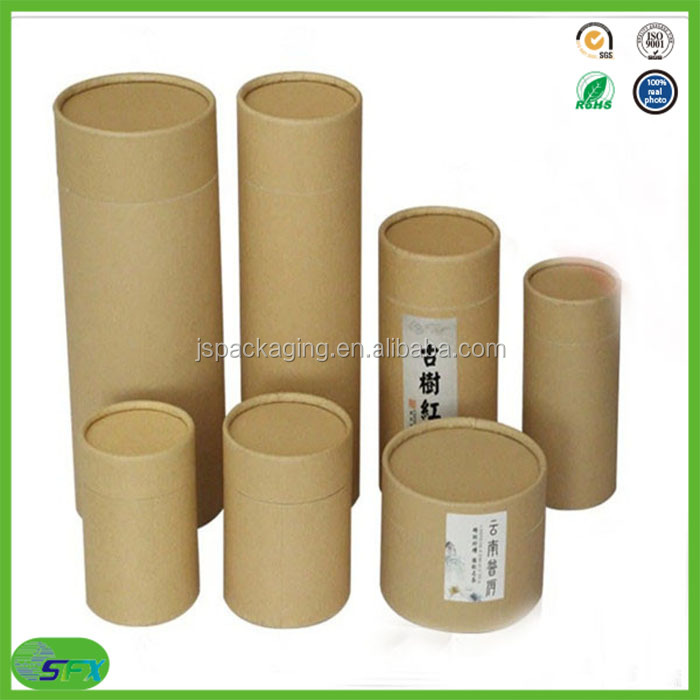mailing paper tube packaging for spices and salts/cardboard paper packaging/mailing paper tube packaging manufacturer
