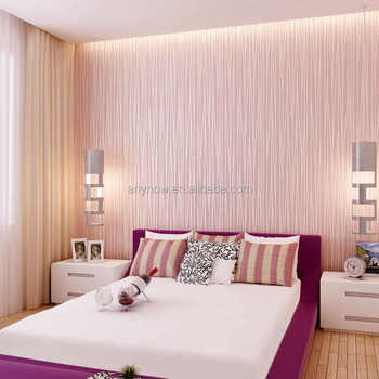 Living Room Bedroom Nonwovens Wallcovering Plain Stripe Wallpaper Buy Stripe Wallpaper Plain Stripe Wallpaper Nonwovens Plain Stripe Wallpaper