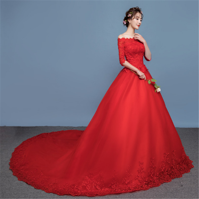 44044d2a91ff China Red Dress Mermaid
