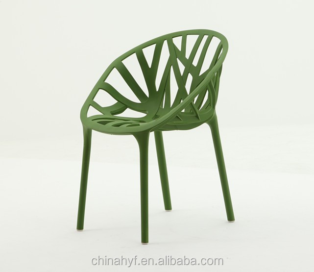 colorful dinner recolorful dinner restaurant plastic outdoor chair PP-141