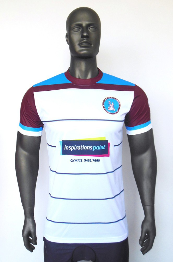custom made new style sublimated soccer uniform