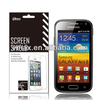 Japan anti-glare screen protector for Samsung galaxy ace 2 oem/odm