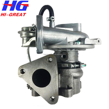 Quality Well Controled Auto Car Parts Diesel Turbos 14411-VK500 For NISAN PICKCUP 2.5 Di YD25DDTi Turbochargers
