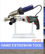 Excellent PVC Hot Air Hand Tool  of Heat Gun Welder for Plastic Pipe