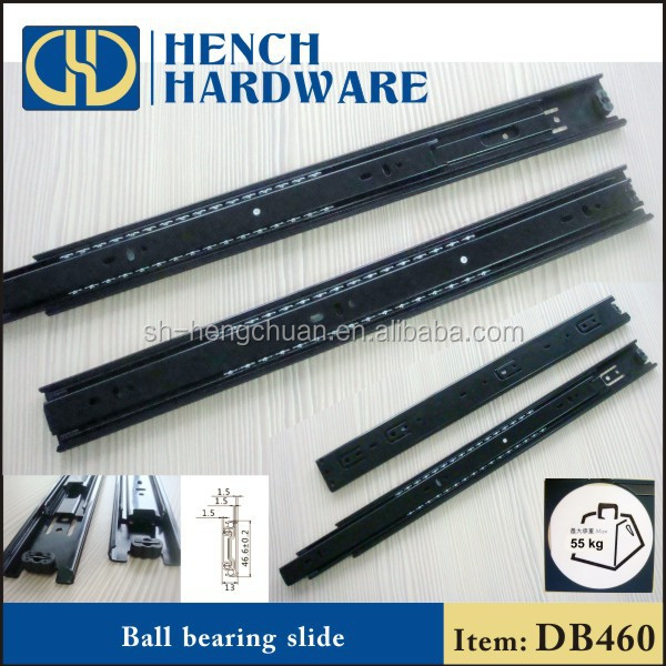 Hench hardware seat industrial drawer slide rail